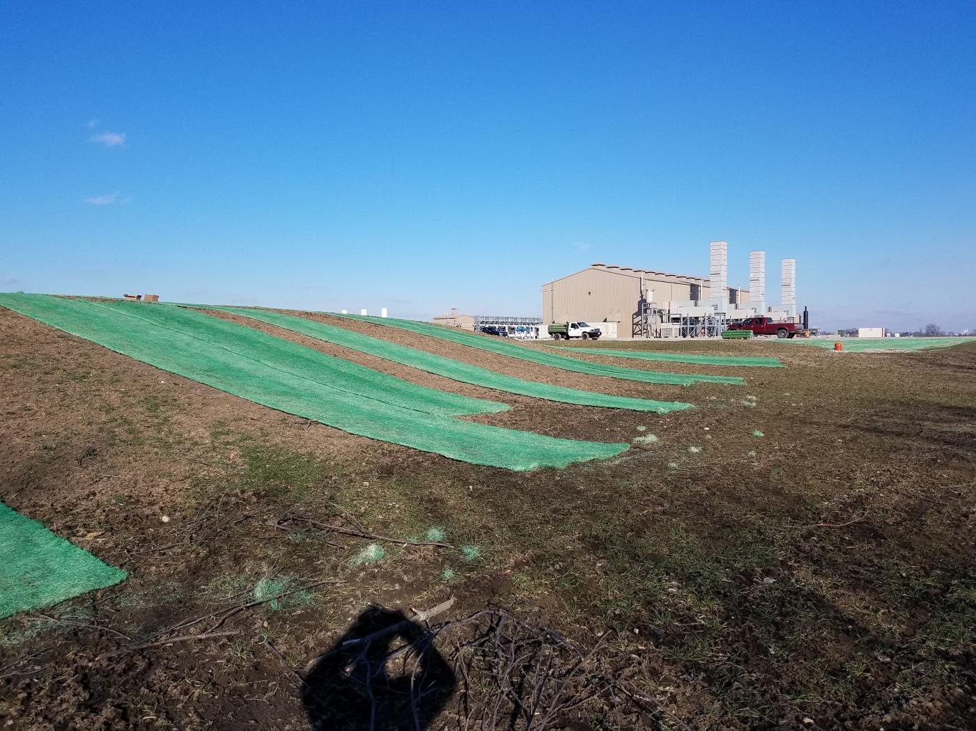 Curlex - Erosion Control Ohio