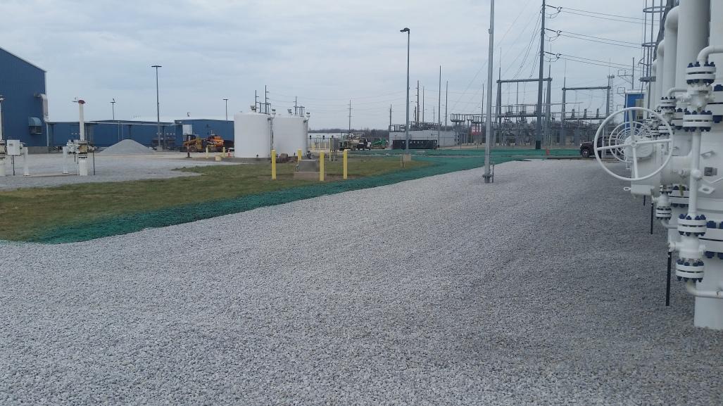 Industrial - Erosion Control Ohio