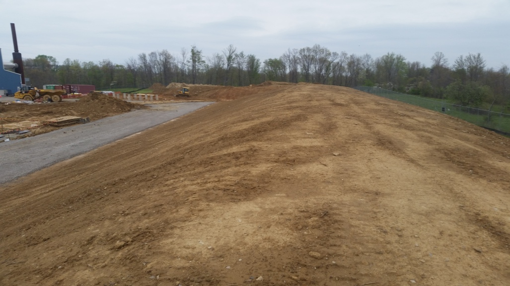 Finish Grade - Erosion Control Ohio