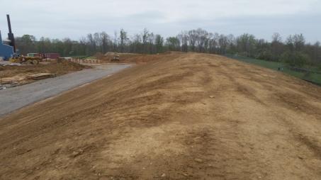 Finish Grade - Erosion Control Ohio